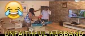 Video: UNFAITHFUL HUSBAND | Latest 2018 Nigerian Comedy